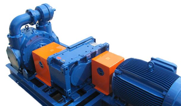 Насосное оборудование Blackmer и Mouvex для нефтяной промышленности